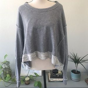 Melrose and market XS sweater